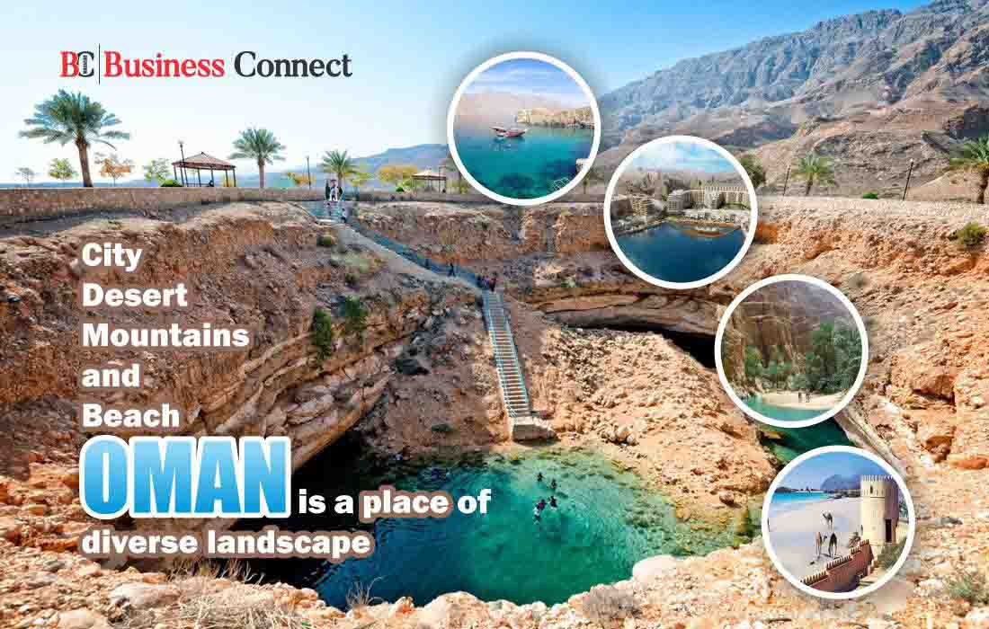 Oman-Best Place To Travel | Business Connect