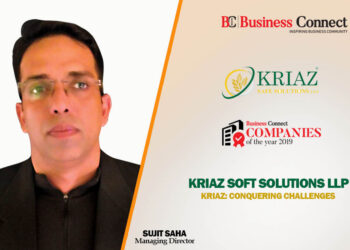 KRIAZ Soft Solutions LLP. | Business Connect