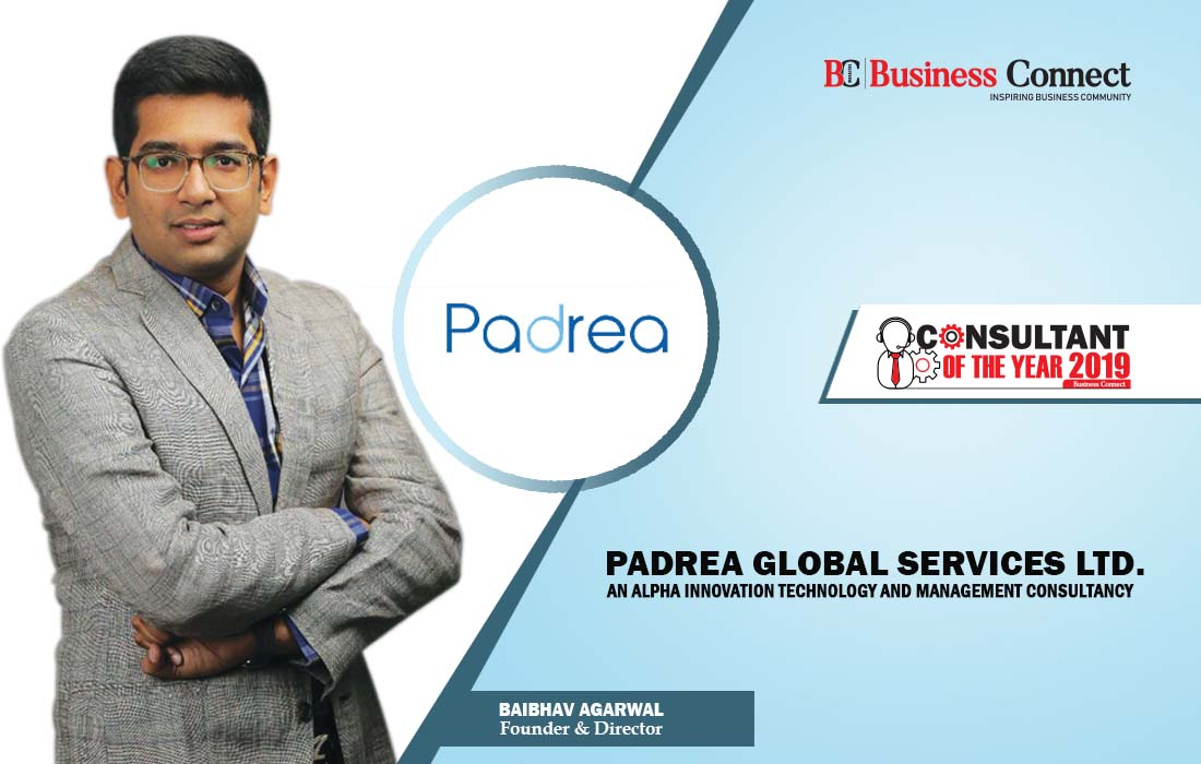 PADREA GLOBAL SERVICES LTD. - Business Connect   Best Business magazine In India