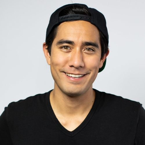 Zach king 10 most popular Tiktok stars in the world