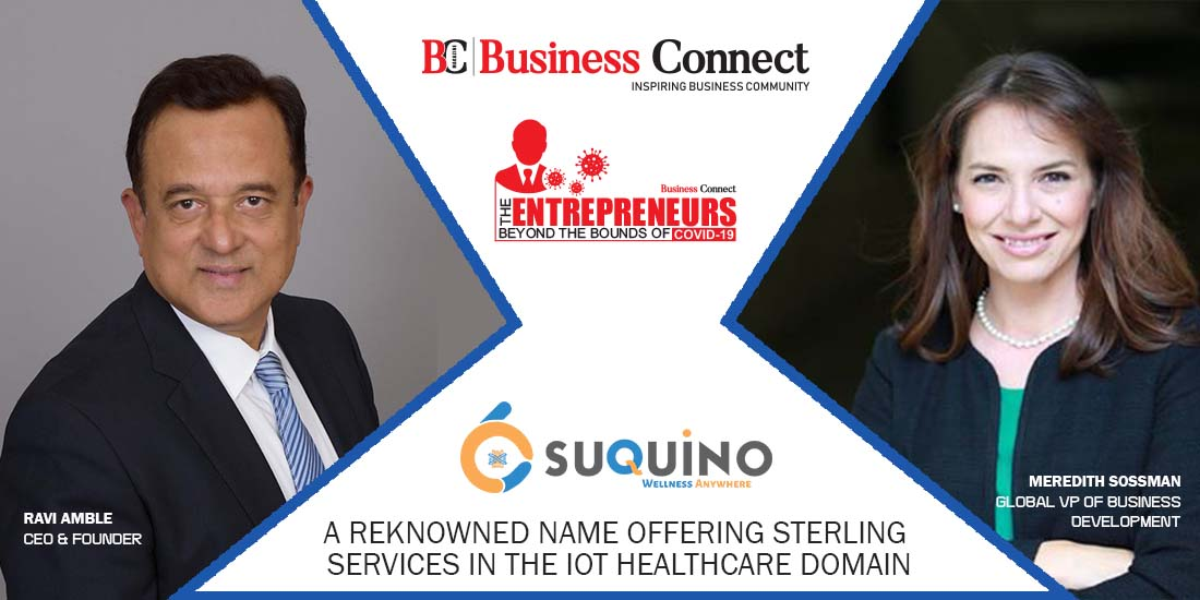 Suquino - Business Connect