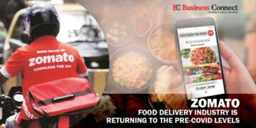 Zomato Food Delivery Industry is Returning to the Pre-COVID Levels - Business Connect