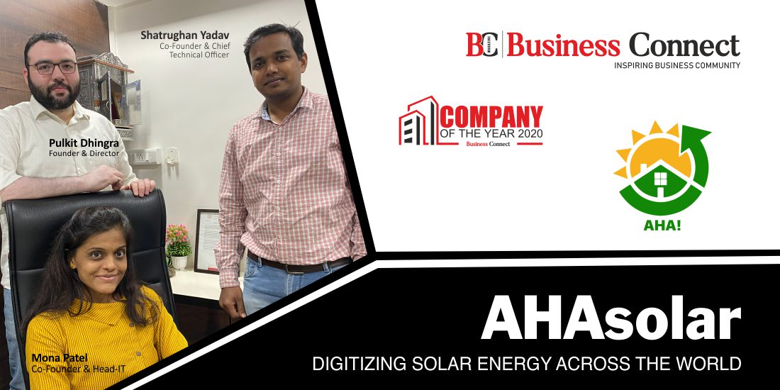 AHAsolar: Digitizing Solar Energy across the world