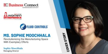 SOPHIE MOOCHHALA: REVOLUTIONIZING THE MANUFACTURING SPACE WITH EXEMPLARY EFFORTS