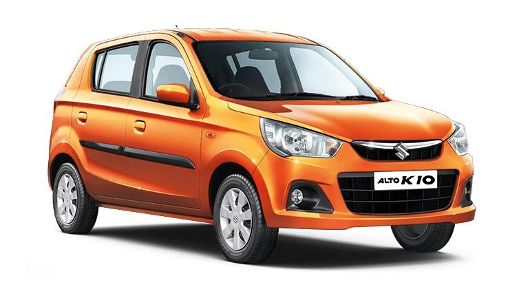 Alto K10 | Top 10 most fuel-efficient car in the world