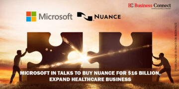 Microsoft in Talks to Buy Nuance for $16 Billion, expand Healthcare Business