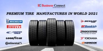 Top 10 Premium Tire Manufactures in World 2021