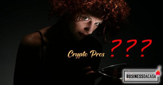 Crypto Pros italiano