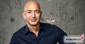 Mr Amazon Jeff Bezos