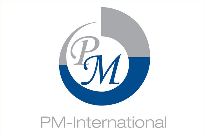 PM International sponsorizza una delle squadre di sci più conosciute...