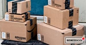 Amazon pagamenti a rate