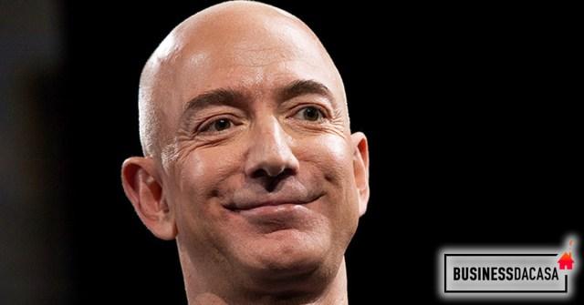 Jeff Bezos Amazon clima