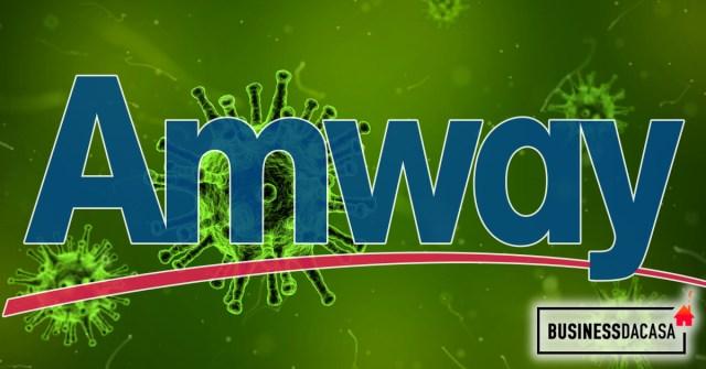 3 strategie di Amway per combattere il Coronavirus