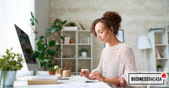 Smart working - lavorare da casa