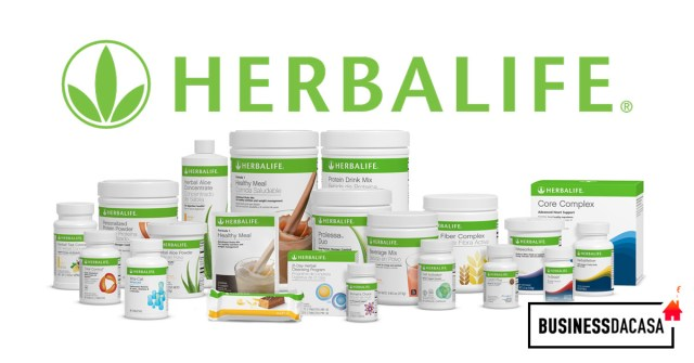 Piano marketing Herbalife 2020