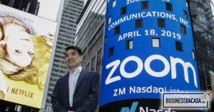 La storia di successo del fondatore di Zoom