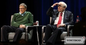 Bill Gates scrive a Warren Buffett
