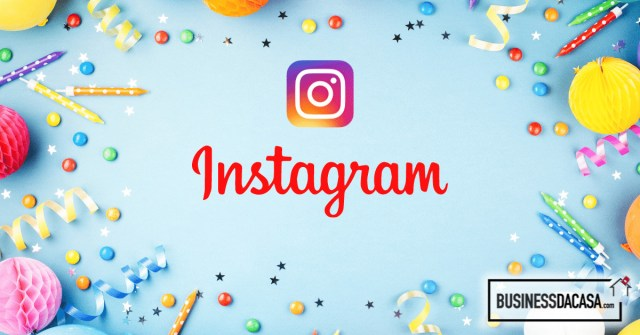 Compleanno Instagram