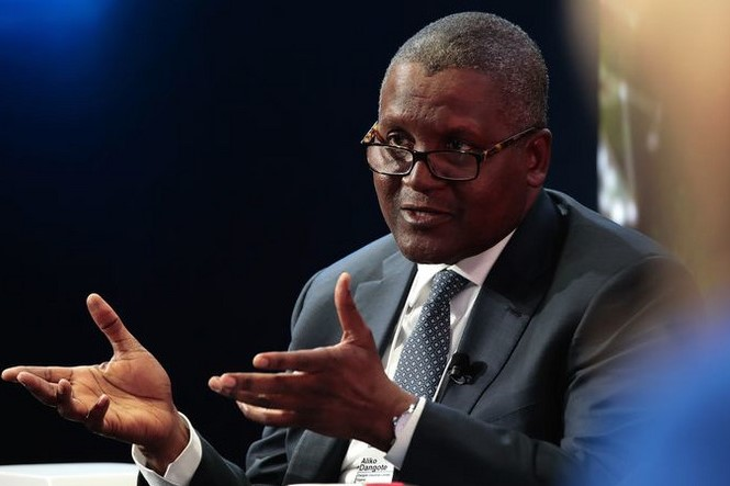 At $15 billion, Aliko Dangote is worth more than 8 African countries