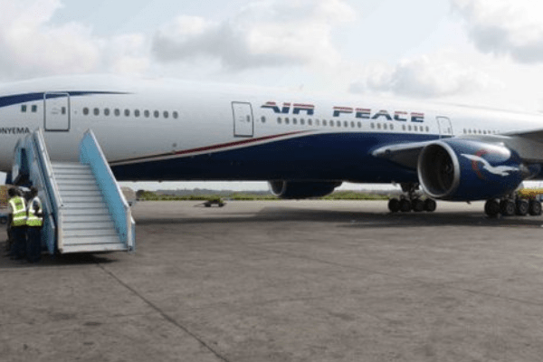 Coronavirus: Air Peace, Arik, Aero to suspend operations - Businessday NG