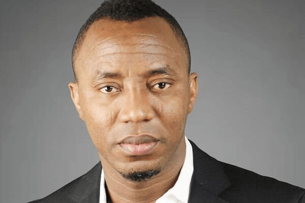 Breaking: Lastly, DSS frees Sowore from Detention - Businessday NG