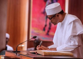 Six-year single term resonates as Buhari works for tenure elongation - Businessday NG