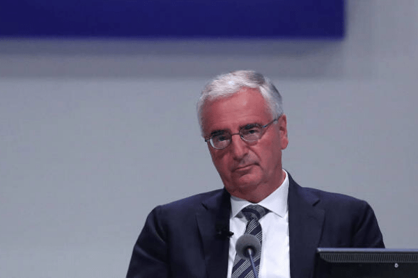 Cerberus pushes for Paul Achleitner to leave Deutsche Bank -