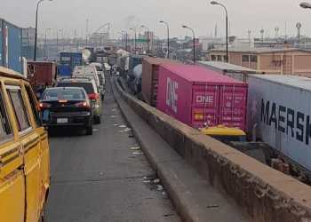 Apapa: Task Team explains why gridlock returned - Businessday NG