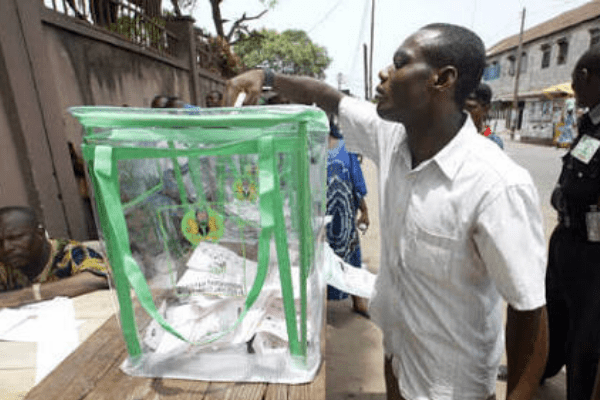 NGO cautions PDP, APC against violent election - Businessday NG