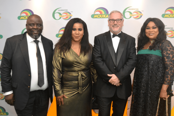 When Sola Shobowale, Okey Bakassi, Chigul, others lit up Moukas Green Gala Night