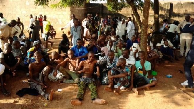 Concerns over Nigerias growing torture chambers - Businessday NG