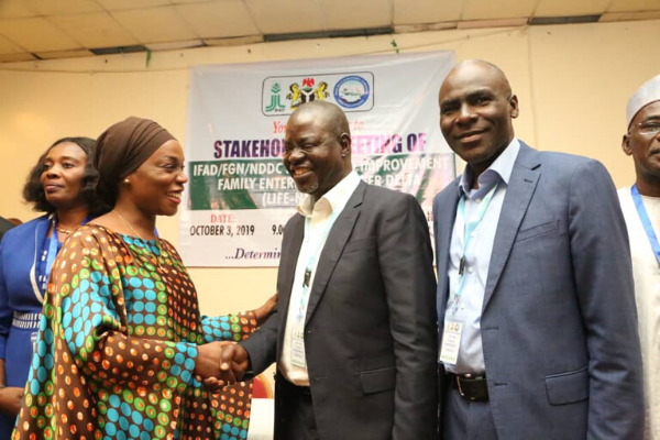 NDDC, IFAD launch agric project targets girls, youths - Businessday NG