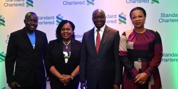 Standard Chartered Bank launches digital bank in Nigeria - Businessday NG