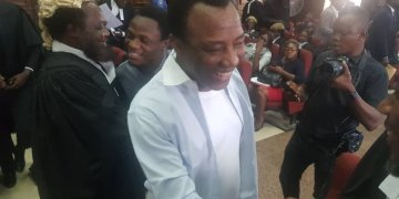 Up to date: Lastly, DSS frees Sowore from detention - Businessday NG