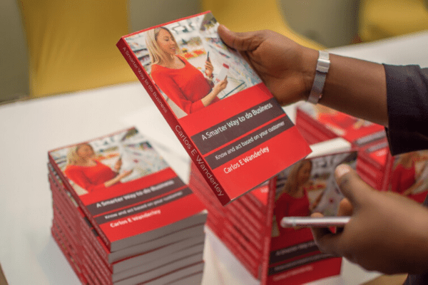 New book provokes thoughts on customer-centric approach to businesses - Businessday NG