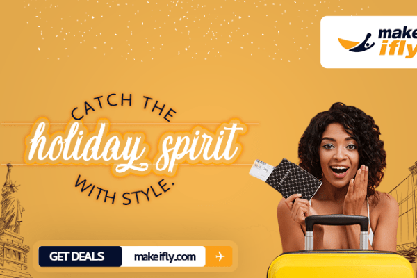 MakeIFly: Nigerian Travel Company, Commences Operation with Cheap Flight Deals For Nigerians. -