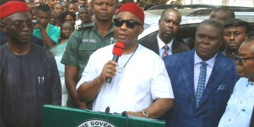 Uzodinma reiterates resolve to reposition Imo Civil Service for optimal productivity - Businessday NG