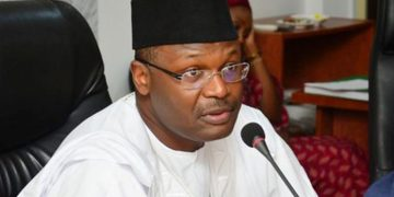 INEC Chairman swears-in two REC - Businessday NG
