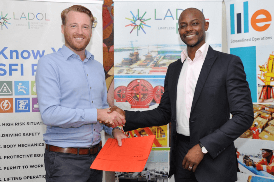 With Mammoets deal, LADOL expands capacity to handle project cargo - Businessday NG