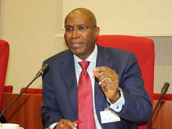 Crisis in Senate over denial of Omo-Agege as head constitution review committee - Businessday NG