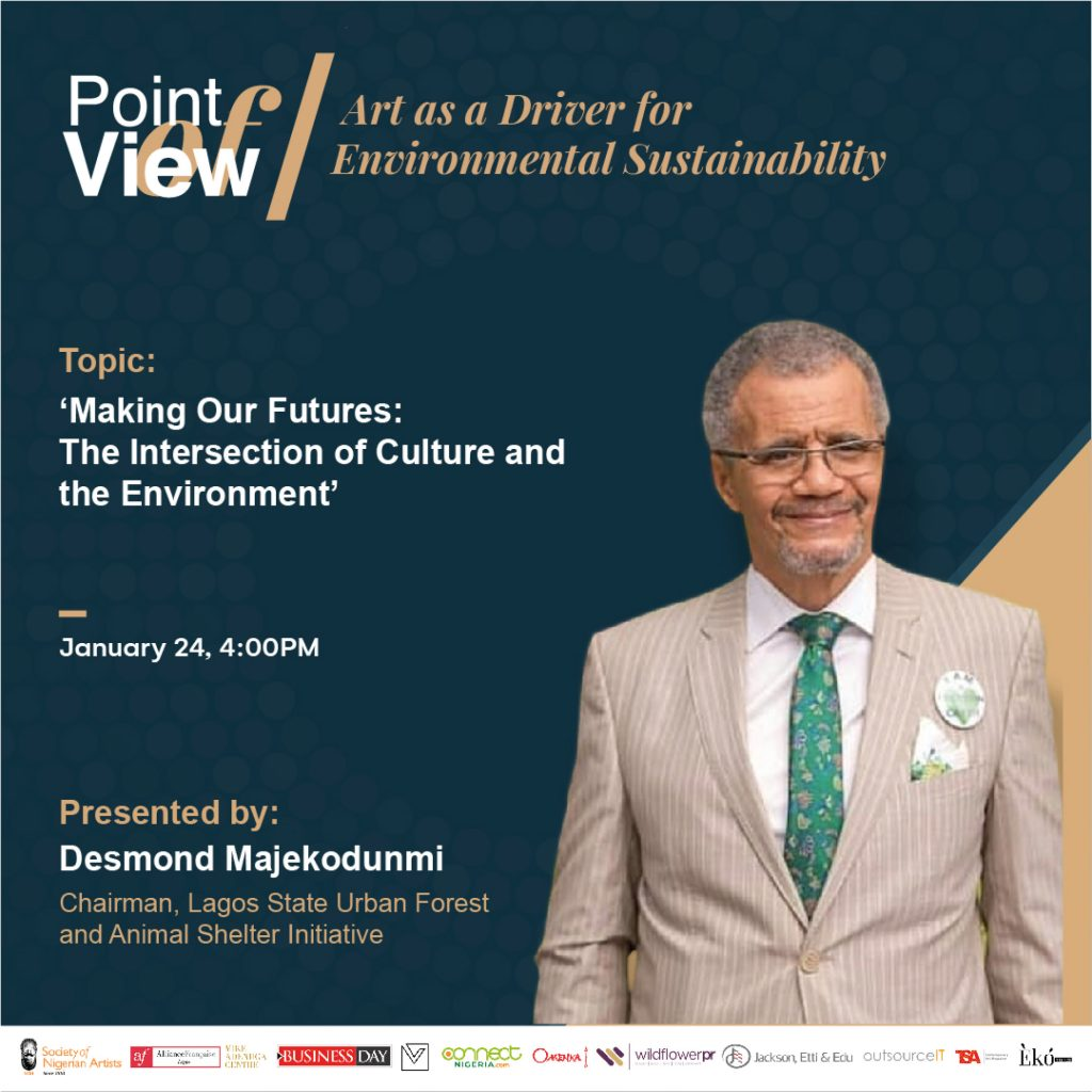 Ben Enwonwu Foundation presents 4th edition of 'Point of View'