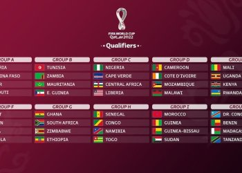 2022 World Cup Qualifiers: Nigeria gets favorurable draw - Businessday NG