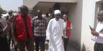 Adoke, others escape Kuje Correctional Centre; remanded in EFCC cell - Businessday NG