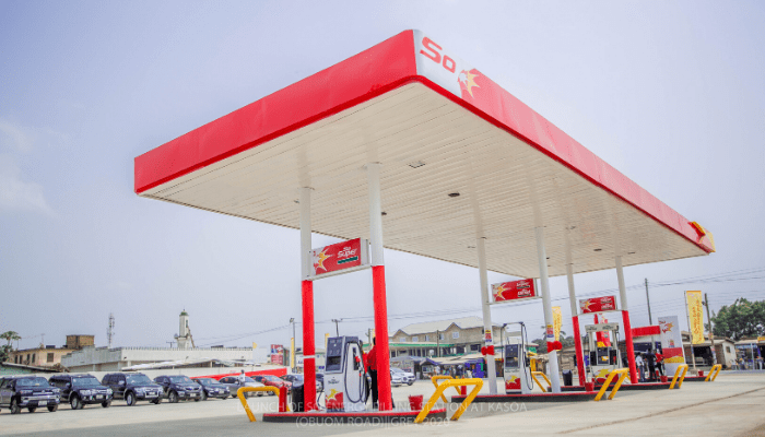 So Energy Ghana opens new station in Kasoa to drive berths - Businessday NG