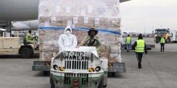 Respite for Nigerians as Coronavirus medical supplies arrive Nigeria today - Businessday NG