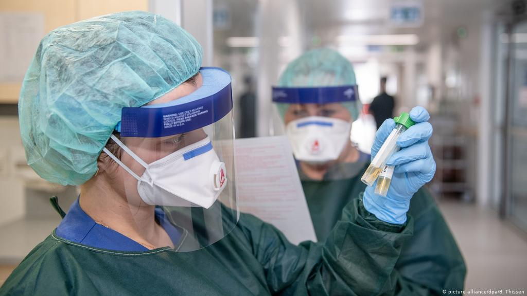 German scientists develop coronavirus testing that increases test capacity tenfold - Businessday NG