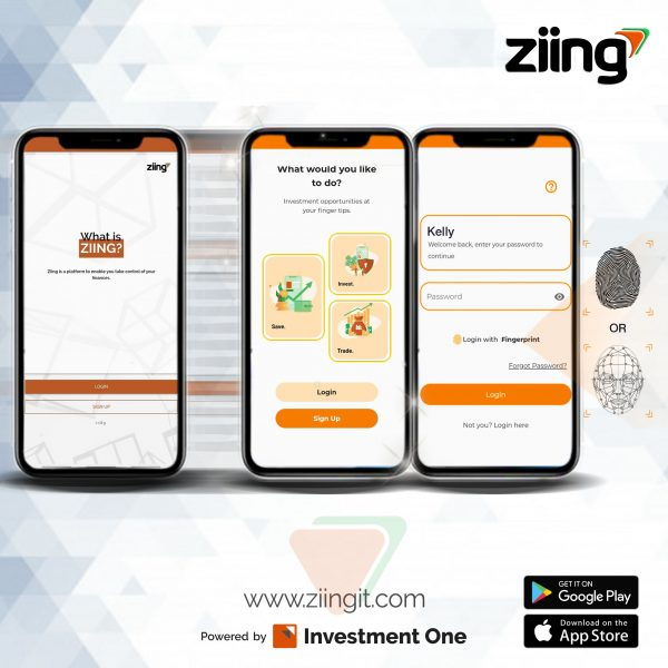 "Investment One upgrades ""Ziing app"" to deliver improved quality services - Businessday NG"