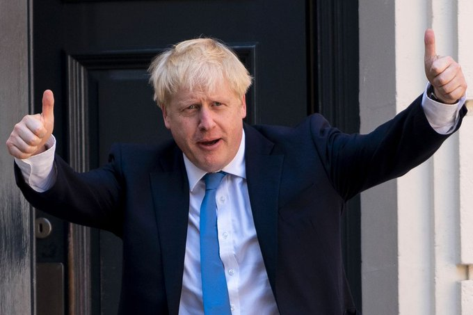 UK PM Boris Johnson to resume work on Monday after battling Covid-19 - Businessday NG