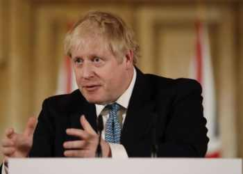 UK Prime Minister Johnson admitted to hospital over coronavirus - Businessday NG