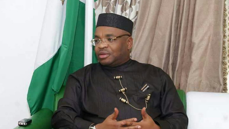 Coronavirus: Gov. Udom announces total lockdown for 14 days in Akwa Ibom - Businessday NG